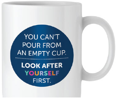 self care cup